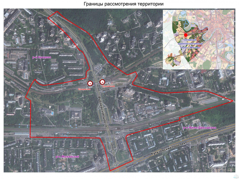 тпу нижегородская схема