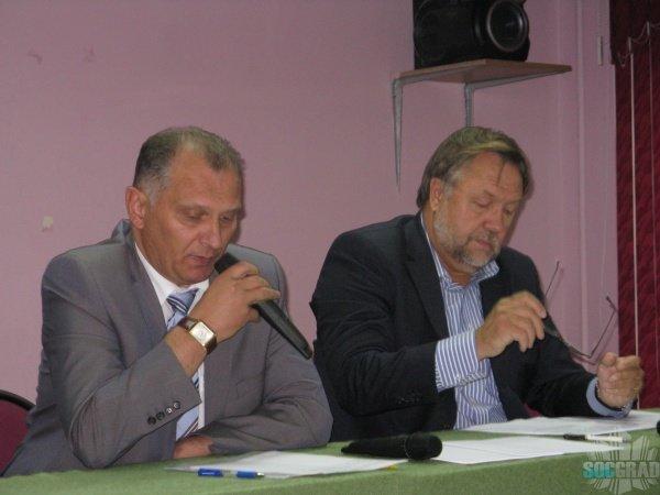 Бурцев и Топкишев