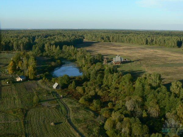 Урочище Введенское-Борисовка под Троицком