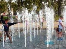 В Москве появятся сухие  фонтаны