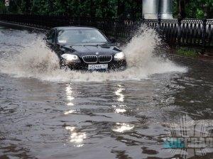 Новый потоп в Москве