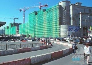 Более новых офисов построят за Садовым кольцом