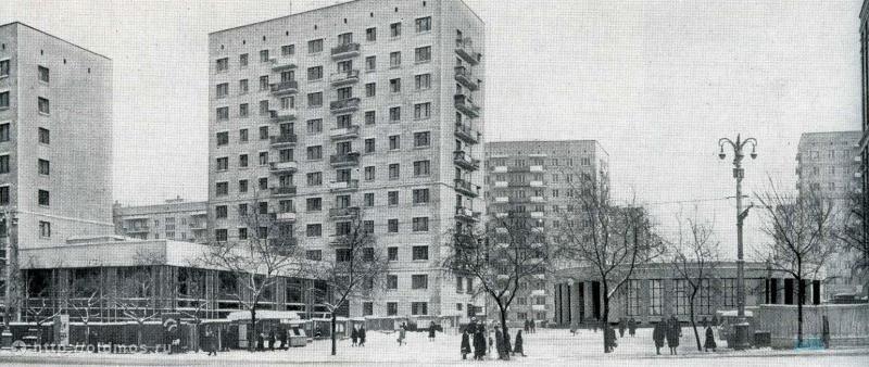 старые фотографии москвы смотреть