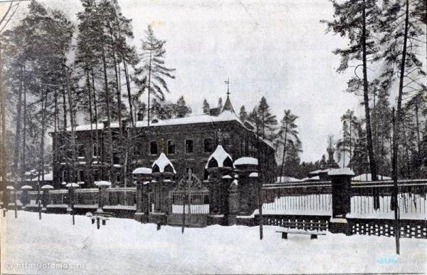 Сиротский приют братьев Бахрушиных, 1909 г.