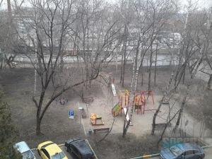 Детская площадка ул. Бажова д.15 к.2